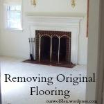 removing carpeting