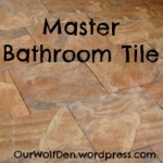master bathroom tile